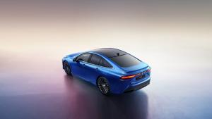 Toyota Mirai näyttää tietä tulevaisuuteen