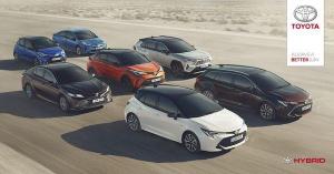Varastossa olevat uudet autot nyt huippueduin 31.5. saakka!