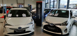 Joko olet kuullut Toyota Approved Vaihtoautoista? Näihin autoihin saat aina 12 kk:n maksuttoman lisäturvan, joka takaa huolettom...