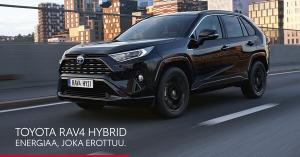 Energiaa joka erottuu - Toyota RAV4 Hybrid - Auto-Arita Oy