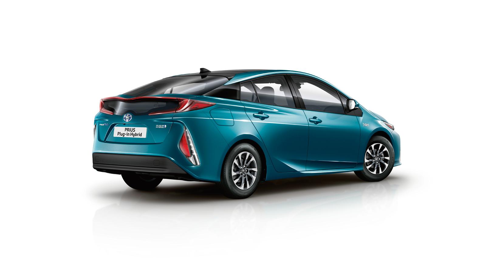 Toyota Plug In Hybrid >> Toyota Prius Plug In Aja Sahkolla Aja Kauas